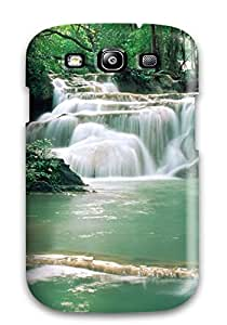 New Nature Tpu Skin Case Compatible With Galaxy S3