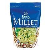 EDEN Millet, Whole Grain,16 -Ounce Pouches (Pack of 12)