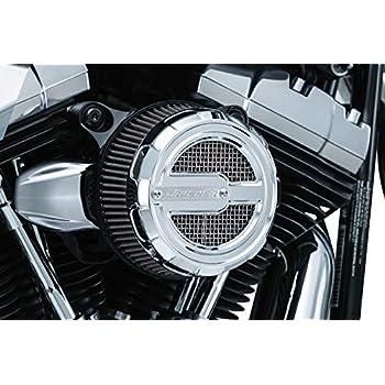 Kuryakyn 9606 Crusher Street Sleeper III Air Cleaner