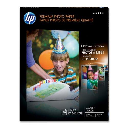 HP Premium Photo Paper, Glossy