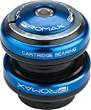 Cycle Group PX-HS13P2118-BL Promax PI-2 Steel Cartridge Bearing Press in Headset, 1-1/8-Inch, Blue