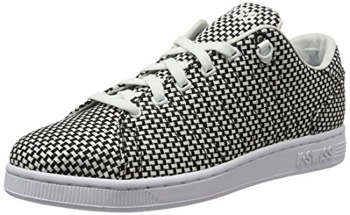 White K Low Lozan TT Herren Top Iii Weiß Woven Black002 Swiss HwOwqxCzT
