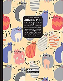 Book Junior Pop Textures (Volume1)
