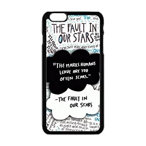 Happy The Fault in Our Stars Okay? Okay Printed Cell Phone Case for Iphone 6 Plus