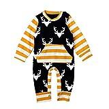 Bigban Newborn Baby Long Sleeve Clothes Bodysuit Romper Jumpsuit Playsuit Outfits