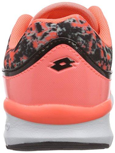 ros Running Zapatillas W Amf Prt marmor Mujer De Neo Iv Orange Lottoariane Naranja THYvwqH