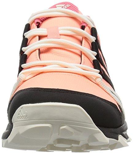 adidas Tracerocker W, Zapatillas de Deporte Para Mujer Rojo / Negro  (Brisol / Negbas / Rubsup)