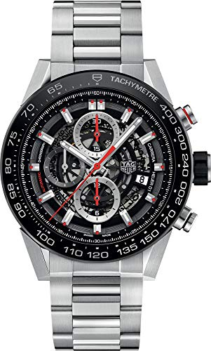 (Mens Tag heuer Carrera Calibre Heuer 01 Automatic Chronograph 45 MM)