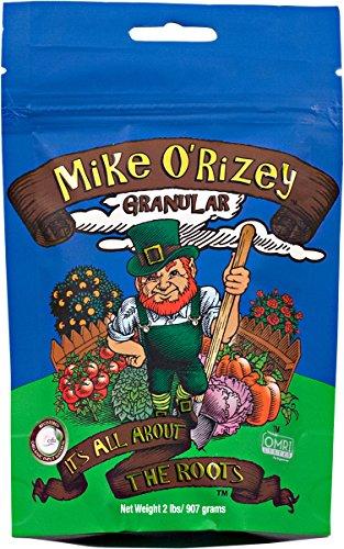 Beneficial Soil - Mike O'Rizey Granular Beneficial Soil Organism Inoculant  2lb.