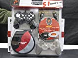 Playstation 3 Game Controller + Protector Kit for