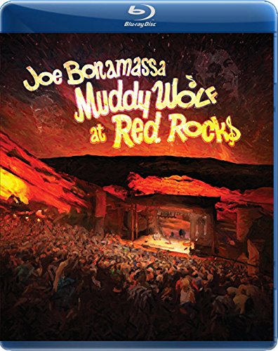 Blu-ray : Joe Bonamassa - Muddy Wolf at Red Rocks (United Kingdom - Import)