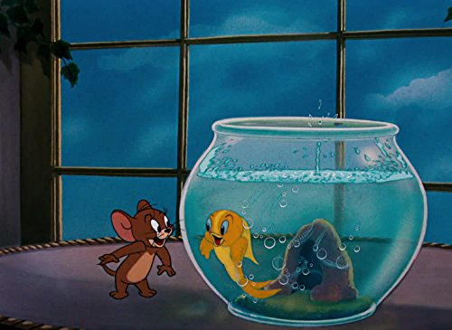 Jerry and the Goldfish ()