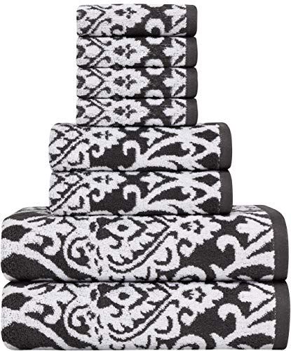 Utopia Towels Damask Jacquard