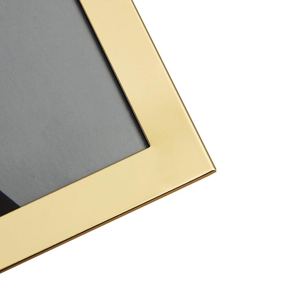 Amazon.com - Photo Frames 7x5/13x18cm Picture Frames Metal Tarnish ...
