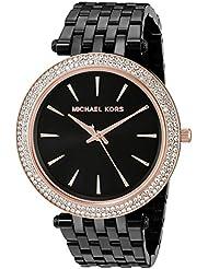 Michael Kors Women's Darci Rose Gold-Tone Watch MK3407