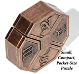 NEWS Cast Metal Brain Teaser Puzzle from Hanayama