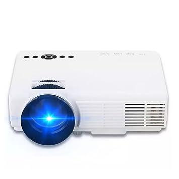 TY-NATN Proyector Proyector, Proyectores De Video, Proyector LED ...