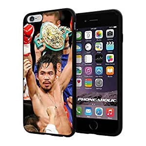 Manny Pacquiao the Champion, Box ng, Box r, Cool Case Cover For SamSung Galaxy S3 Smartphone Collector iphone PC Hard Case Black