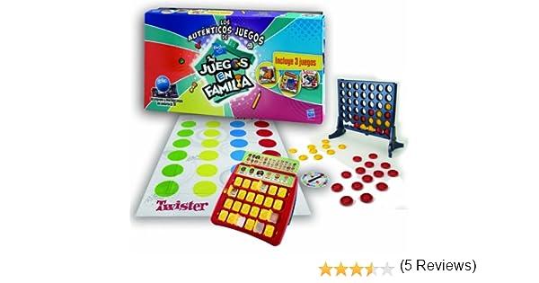 Hasbro Juegos en Familia Juegos En Familia The Game A0422500: Amazon.es: Juguetes y juegos