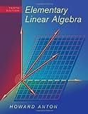 Elementary Linear Algebra 10th Edition