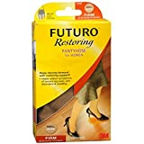 FUTURO Restoring Pantyhose Brief Cut Panty Firm Small Nude 1 Pair