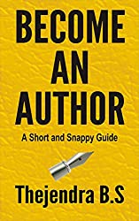 Become an Author (A Short and Snappy Guide Book 6) (English Edition)