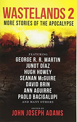 book cover of Wastelands 2