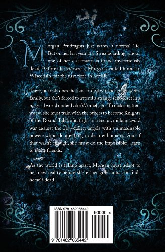 Blood of the Fey (Morgana Trilogy) (Volume 1)