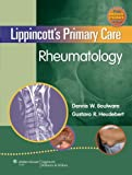 img - for Lippincott's Primary Care Rheumatology (2011-09-05) book / textbook / text book