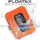 FLOATEX Floaty Case | for GoPro Hero 5, Hero 6, Hero 7 | Ultra-Buoyant Floating GoPro Case | Save Your Memories