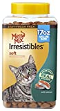 Meow Mix Irresistibles Soft Cat Treats with Salmon, 17 oz Review
