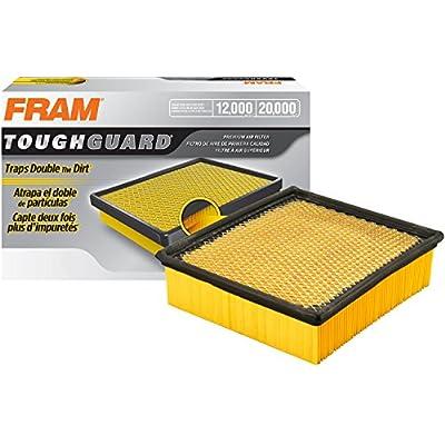 FRAM TGA8243 Tough Guard Flexible Panel Air Filter: Automotive