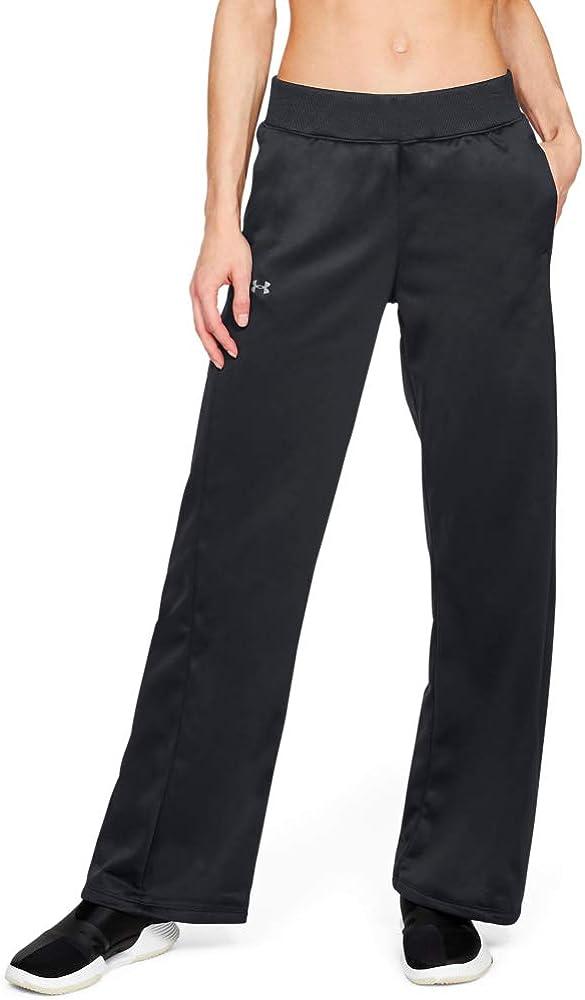 Under Armour Women's Armour Fleece Open Pants: Clothing