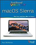 img - for Teach Yourself VISUALLY macOS Sierra book / textbook / text book