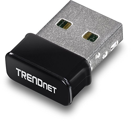 TRENDnet Micro N150 Wireless & Bluetooth 4.0 USB Adapter, Class 1, N150, Up to 150Mbps WiFi N, TBW-108UB by TRENDnet