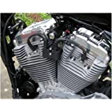 Kit de soporte negro de bobina de encendido para Harley Davidson Sportster 883 XL y 1200, Iron,…