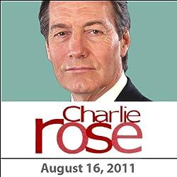 Charlie Rose: Jane Fonda, August 16, 2011