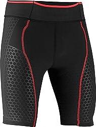 Salomon Men's S-lab Exo Tight Shorts, Black, Xs