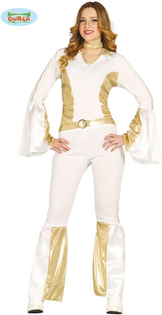 Disfraz de pop star años 80 para mujer - M: Amazon.es: Juguetes y ...