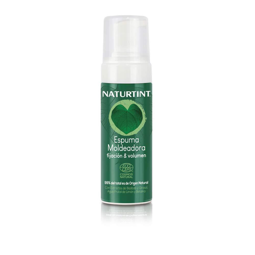 Naturtint Eco Espuma Moldeadora, Repara y Protege Agresiones Externas 125ml