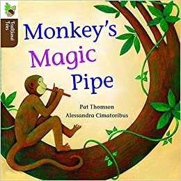 Buy Monkey's Magic Pipe (Traditional Tales) Book Online at