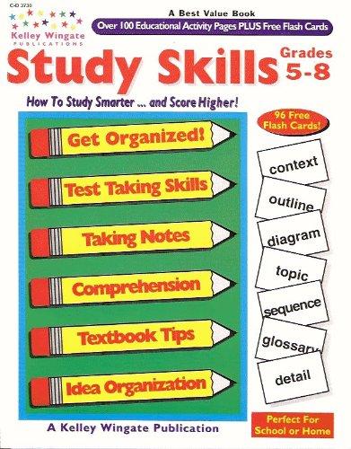 Download Study Skills 5-8 PDF