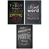 Creative Teaching Press Be Your Best Inspire U Posters 3-Pack (7485)