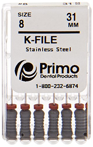 Best Endodontic Hand Files, Broaches, & Reamers