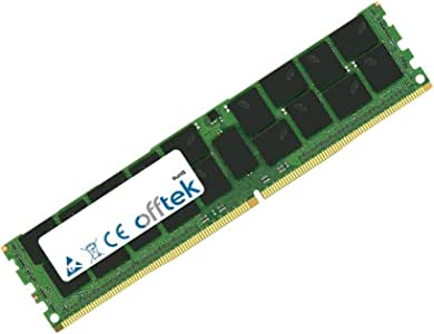 16GB RAM Memory SuperMicro X10DRFR-N - Reg PC4-2133 - Motherboard Memory Upgrade DDR4-17000
