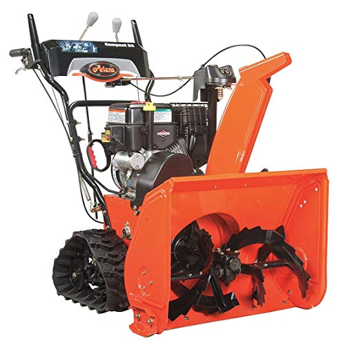 snow blower compact gas - 6