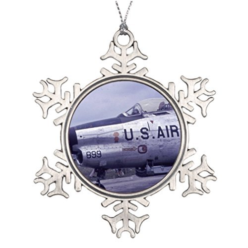 OneMtoss Tree Branch Decoration AIR Force Sabre Jet for sale  Delivered anywhere in USA