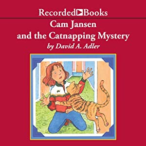 Cam Jansen and the Catnapping Mystery Audiobook