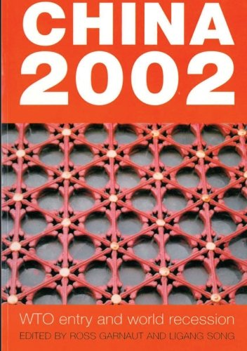 China 2002: WTO entry and world recession