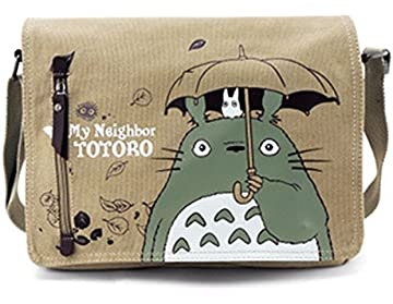 Anime My Neighbor Totoro Shoulder Bag Unisex Messenger Bag by JapanCos